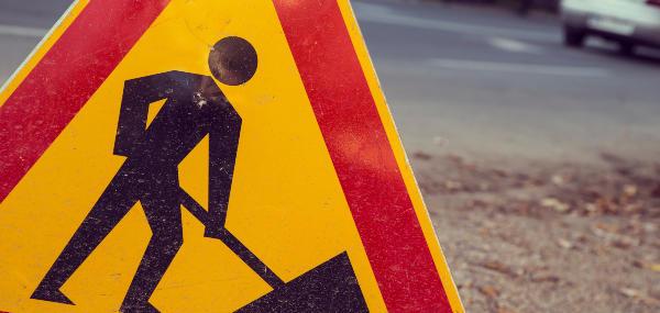 Arrête RÉGLEMENTATION et DÉVIATION de la circulation lors de travaux